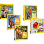 美国国家地理 National Geographic Little Kids First Big Book 5册动物系