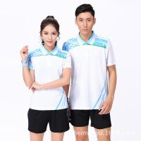 情侣装乒乓球服 男女装羽毛球服 情侣装网球服 排球服