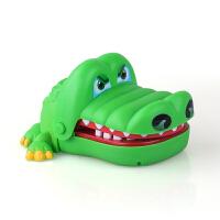儿童整蛊创意好玩的礼物咬手鳄鱼鳄鱼玩具咬手指大号亲子玩具