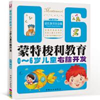 0-6岁儿童右脑开发-蒙特梭利教育