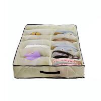 卡秀收纳-12格透明收纳鞋袋