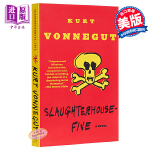 【中商原版】第五屠宰场 英文版原版 Slaughterhouse-Five 冯内古特 英文原版小说 经典文学 外国文学