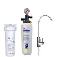 3M净水器商用BEV160大流量厨房直饮净水机 自来水过滤器
