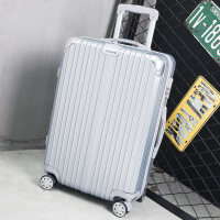 行李箱男士拉杆箱旅行箱包青年潮密码箱皮箱子万向轮韩版24寸28寸 20寸【终身保修 升级金属包角】