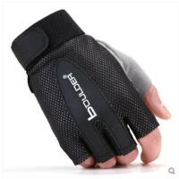 健身手套男女薄款透气运动半指防滑训练健身房哑铃单杠手套