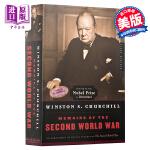 丘吉尔二战回忆录 英文原版 Memoirs of the Second World War