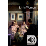 Oxford Bookworms Library: Level 4: Little Women MP3 Pack