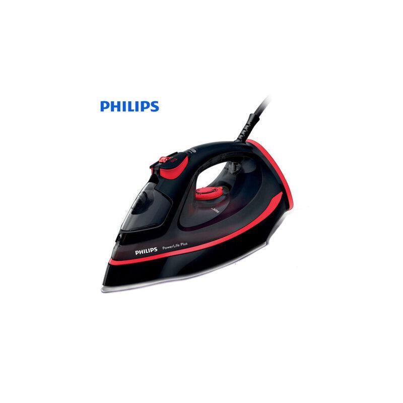 Philips/飞利浦电熨斗GC2988家用2000W大功率强力蒸汽防滴漏迷你手持除皱 防滴漏 蒸汽顺滑 支持* 五档调温 垂直蒸汽