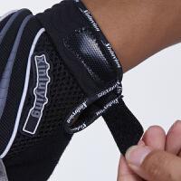健身手套长指男女器械训练哑铃单杠全指运动手套防滑透气夏
