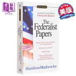 【中商原版】联邦党人文集 英文原版 The Federalist Papers (Signet Classics)