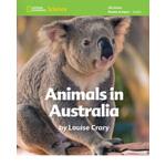 美国国家地理学习小专家阅读系列 Animals in Australia 澳大利亚的动物 幼儿园&小学