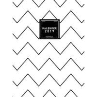 【预订】Kalender 2019 A4 Hardcover, Layout Vertikal, Notizkalen