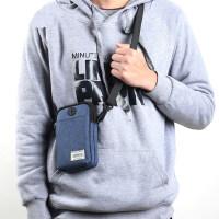 户外休闲腰包多功能迷你小挂包时尚单肩包防水收纳护照包