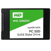 WD西部数据 Green系列 240g笔记本台机固态硬盘SSD 7MM WDS240G2G0A