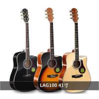 民谣吉他乐器0寸41寸初学入门吉它木吉他