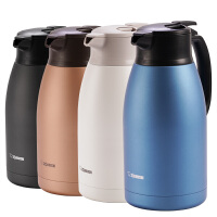 象印不锈钢真空保温壶 家用办公壶 咖啡水壶暖瓶大容量SH-HS15C/19C