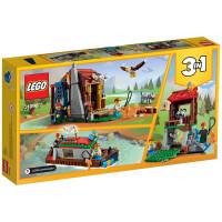 【当当自营】LEGO乐高积木创意百变组Creator系列31098 内陆小屋