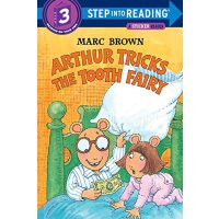 Arthur Tricks the Tooth Fairy (Step into Reading, Step 3) 阿