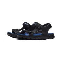 Skechers斯凯奇男童凉鞋2018夏新款魔术贴轻质防滑休闲鞋95697L