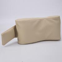 御目 汽车手扶箱垫 豪华皮革记忆棉增高垫手扶箱垫手臂曲线透气吸汗多色可选