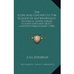 【预订】The Scope and Content of the Science of Anthropology: H