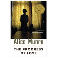 The Progress of Love,爱的进程 Alice Munro爱丽丝门罗作品 普诺贝尔文学奖 英文原版小说