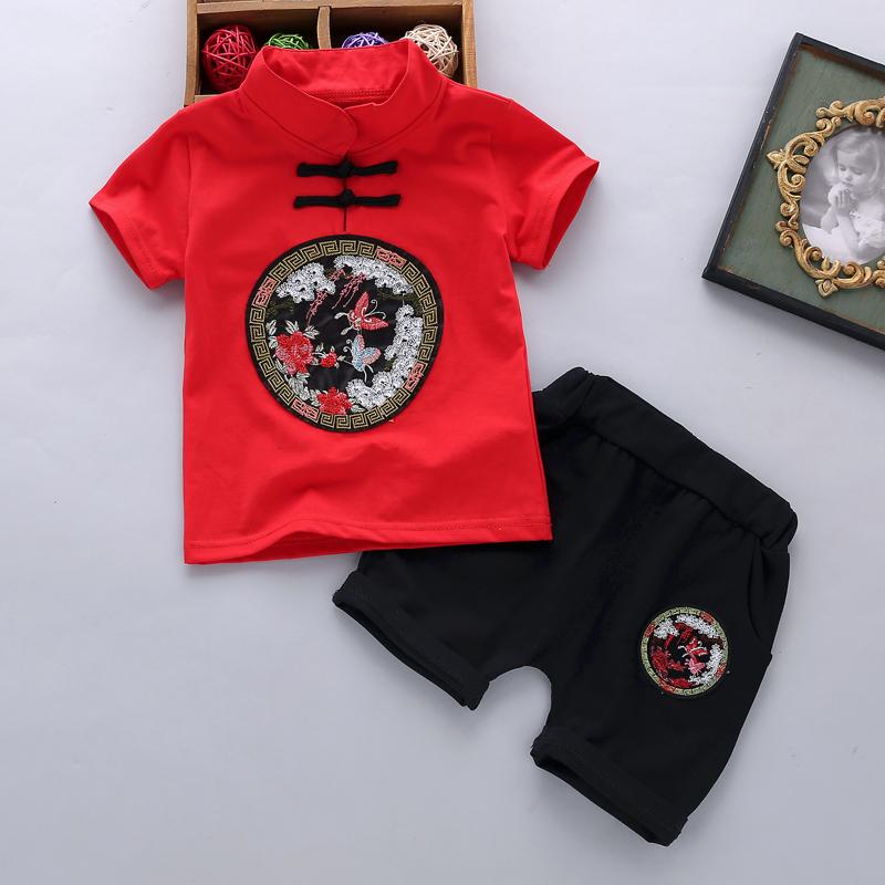 儿童汉服男女童棉麻中国风盘扣唐装复古国学服宝宝摄影服装套装春 发货周期:一般在付款后2-90天左右发货,具体发货时间请以与客服协商的时间为准