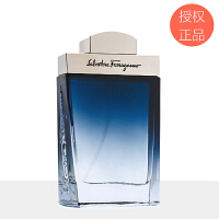 菲拉格慕(Ferragamo)蓝色经典男士淡香水50ml包邮