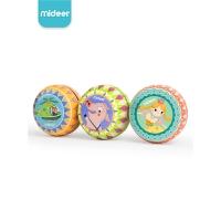 幼儿园彩色炫酷铁皮溜溜球玩具儿童悠悠球女孩男孩礼物
