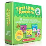 顺丰发货 First Little Readers Guided Reading Level C 小读者系列家长指导阅