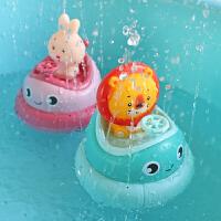 ����洗澡玩具旋�D碰碰船�和�����水花�⒛信�孩���蛩�玩具