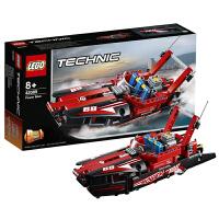 【当当自营】乐高LEGO 机械组系列 42089 快艇
