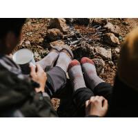 加厚户外袜子男女羊毛袜保暖滑雪袜徒步登山袜子