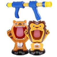宝宝多人对战枪生日礼物3-9岁儿童玩具枪男孩可发射球软弹