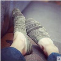 船袜夏季浅口袜子男短袜夏天薄运动吸汗袜低帮男士棉袜
