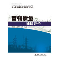 电力营销精益化管理系列丛书 营销质量抽样评价