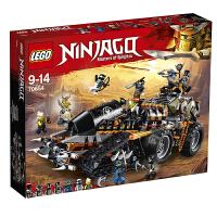【当当自营】LEGO乐高积木幻影忍者Ninjago系列70654 重型捕龙卡车