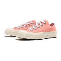 CONVERSE匡威男女帆布鞋2018新款ChuckTaylor70条纹休闲鞋161372C