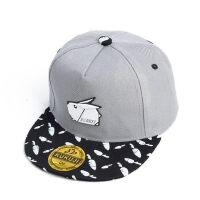 时尚鸭舌帽男孩帽子遮阳防晒女孩小学生宝宝帽儿童棒球帽