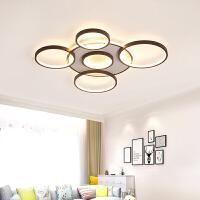 客厅led吸顶灯2019新款简约现代大气家用高档创意卧室北欧灯具