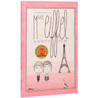 Madame Eiffel,埃菲尔夫人:埃菲尔铁塔的爱情故事 英文儿童绘本 纽约时报获奖推荐