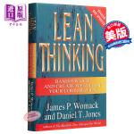 【中商原版】[英文原版]Lean Thinking: Banish Waste and Create Wealth i