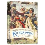 现货正版 诱拐 英文原版小说 Kidnapped 绑架 金银岛作者 英文版进口书籍 英语书