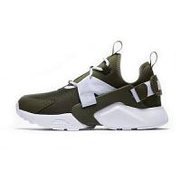 Nike 耐克 AH6804 女子运动鞋 华莱士运动跑步鞋 NIKE AIR HUARACHE CITY LOW