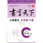 小学语文五年级下册楷书字帖BS北师版 书写天下米骏硬笔书法