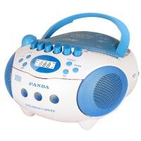 【当当自营】 熊猫/PANDA CD-610 cd机|胎教机 录音机 收音/DVD复读机 播放机 蓝色