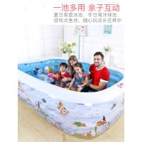 倍护婴儿童游泳池充气家庭加厚家用小孩婴儿大人宝宝超大户外大型