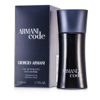 阿��尼 Giorgio Armani 印�(黑色密�a)男士淡香水Armani Code EDT 50ml
