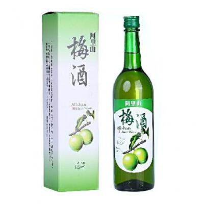 御窖12°阿里山梅子酒(180ml)