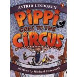 Pippi Goes to the Circus (Picture Book)皮皮去马戏团ISBN9780141302
